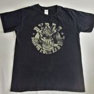 """Vintage The Byrds """"Born to Rock and Roll Tee"""